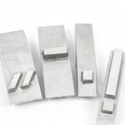 Einzelbuchstabe (Block) «SATZZEICHEN»