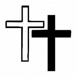 Stehendes Kreuz