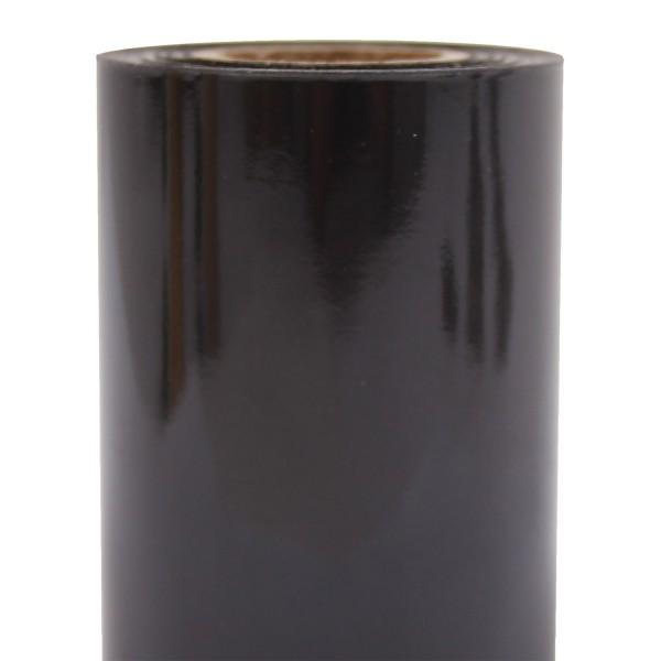 Folie schwarz pr gefolien folien zubeh r erco for Selbstklebende folie schwarz