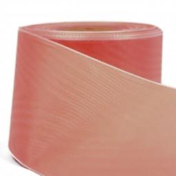 Schleife «Moire» (flamingo)